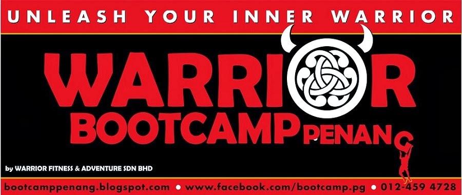 Warrior Bootcamp Penang Malaysia